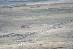 het nieuwe Tourist Reception Center